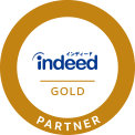 indeed GOLD PARTNER
